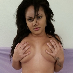 Chubby ex gfs: chubby girlfriend shows off her huge natural boobs as she gets naked for her boyfriend.