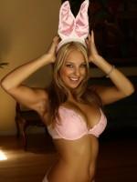 Happy Easter from the busty vixen Lauren