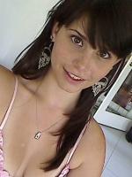 Slutty teen girlfriend takes webcam pictures for her boyfriend